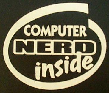 Computer Nerd Inside
