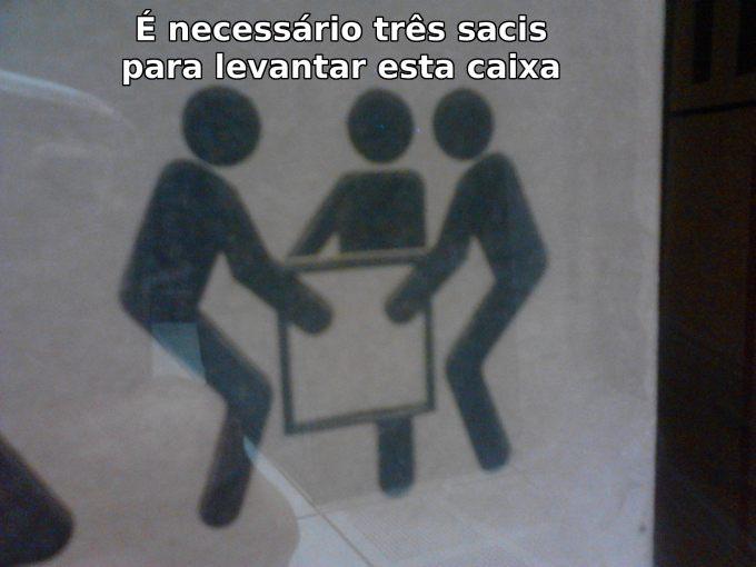3 sacis